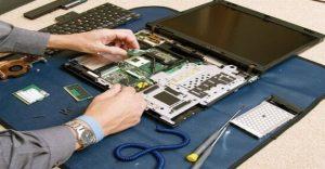 Reparare placa de baza laptop