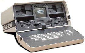 Scurta istorie a laptopului - Osborne 1