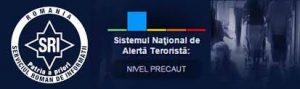 Cum sa contribuim la linistea tarii - Sistemul National de Alerta Terorista