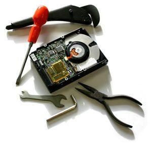 Defectiuni mecanice ale hard disk-urilor