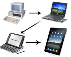 Evolutia laptopurilor