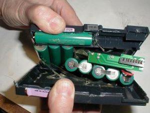 Reparare baterie laptop