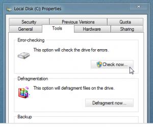 Zgomotele hard disk-ului - Verificare HDD