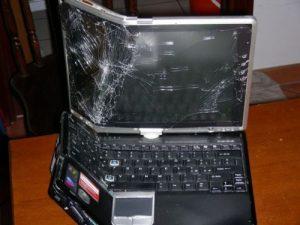 Defecte tastatura laptop
