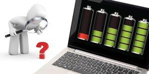 Utilizarea corecta a bateriei laptopului