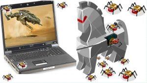 Alte forme de atacuri informatice - Trojan Horses