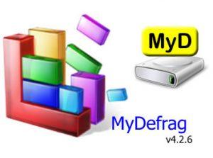 Alte programe gratuite de defragmentare - MyDefrag