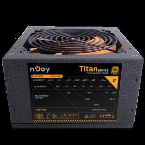 Sursele de tip modular pentru PC - nJoy Titan 600