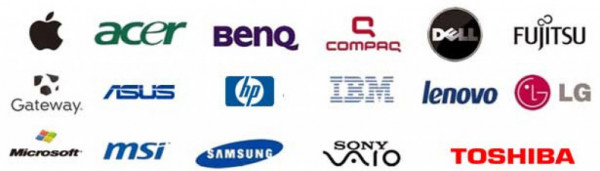 service laptop multimarca
